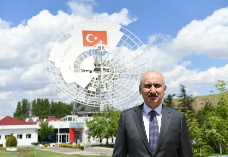"Minister Karaismailoğlu: ""In order to protect our boarders 24/7 we are ready and on the job"""